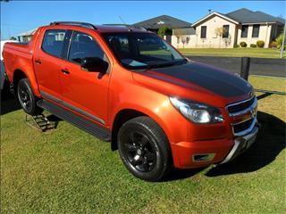 2015  HOLDEN COLORADO Z71 (4x4) RG MY16 4x4 CREW CAB P/UP