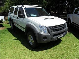 2011  ISUZU D-MAX SX (4x4) TF MY10 4x4 DUAL CAB UTILITY