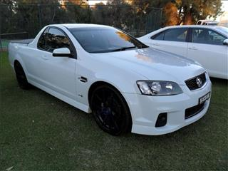 2012  HOLDEN COMMODORE SV6 VE II MY12 RWD UTILITY