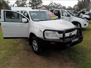 2015  HOLDEN COLORADO LS (4x4) RG MY15 4x4 CREW CAB P/UP