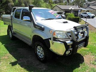 2008  TOYOTA HILUX SR5 (4x4) KUN26R 08 UPGRADE 4x4 DUAL CAB P/UP