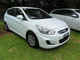 2015  HYUNDAI ACCENT ACTIVE RB2 MY15 FWD 5D HATCHBACK