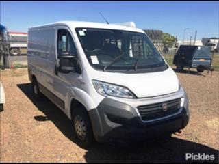 2017 FIAT DUCATO VAN SWB LOW ROOF ZFA295 2.3LTR 150 HP AUTOMATIC EURO 6