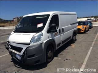 2014 FIAT DUCATO VAN SWB LOW ROOF WRECKING PARTS 3.0LTR 180 HP AUTO