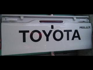 TOYOTA HILUX 15-ON MDL TAIL GATES SR & SR5
