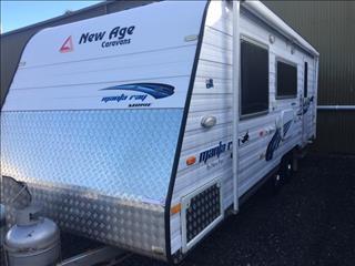 2016 New Age Manta Ray Caravan 21'6