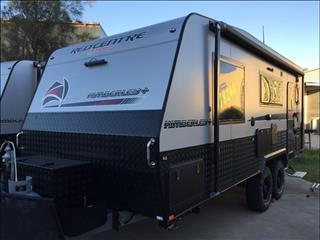 Red Centre 21' Kimberley Plus  Off-Road Caravan