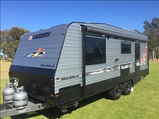 Lakeside Mulwala 20ft 6in Rear door Caravan with ensuite (ORO)
