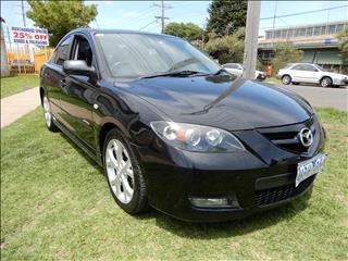 2006 MAZDA 3 SP23 BK Series 2 SEDAN