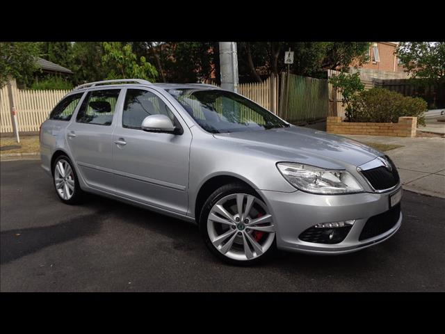 Used 2009 2009 Skoda Octavia Rs 1z Wagon For Sale In Melbourne Best Used Cars Melbourne Vic