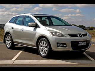 2008 MAZDA CX-7 LUXURY ER Series 1 WAGON