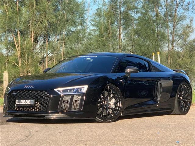 2016 Audi R8 V10 Plus  2 Door