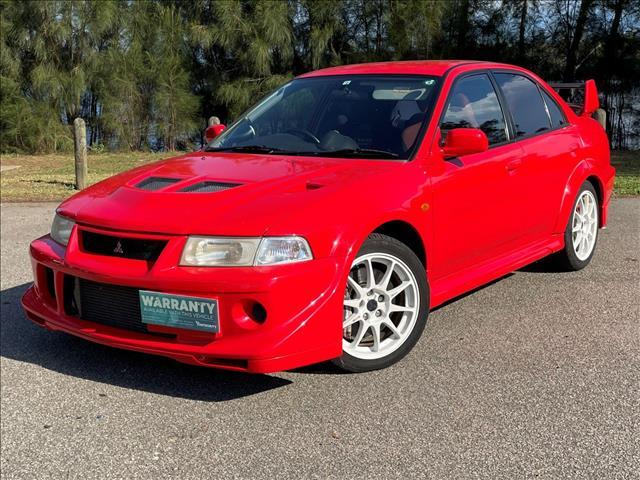 1999 MITSUBISHI LANCER EVOLUTION 6.5 TME CP 9A Coupe