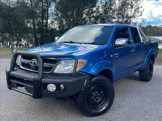 2005 TOYOTA HILUX SR GGN15R P/UP