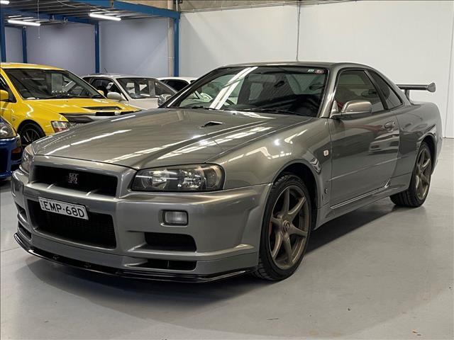 2000 NISSAN SKYLINE GT-R V-Spec II R34 Coupe
