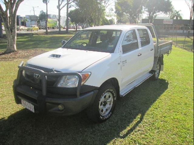 2008 TOYOTA HILUX SR (4x4) KUN26R 08 UPGRADE C/CHAS