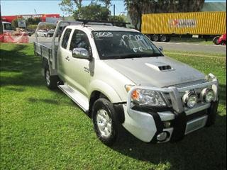 2008 TOYOTA HILUX SR5 (4x4) KUN26R 07 UPGRADE X CAB P/UP
