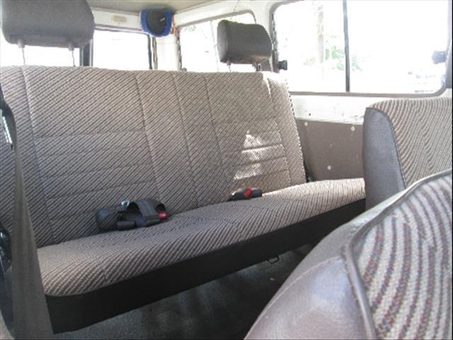 1990  TOYOTA LANDCRUISER 6 Seat HJ75RV HARDTOP