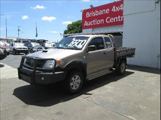 2006  TOYOTA HILUX SR Xtra Cab KUN26R MY05 CAB CHASSIS