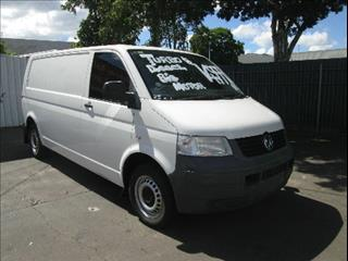 2008  VOLKSWAGEN TRANSPORTER LOW ROOF T5 MY08 VAN