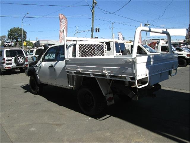 2008  FORD RANGER XL Super Cab PJ CAB CHASSIS