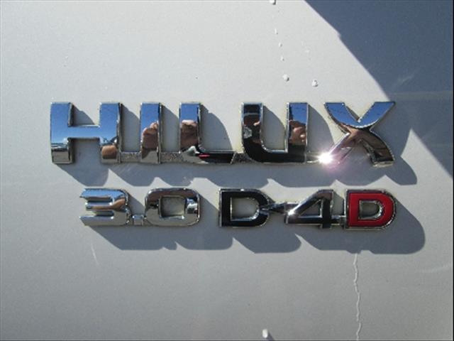 2008  TOYOTA HILUX SR5 KUN26R MY08 UTILITY