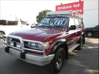 1994  TOYOTA LANDCRUISER GXL TURBO WAGON