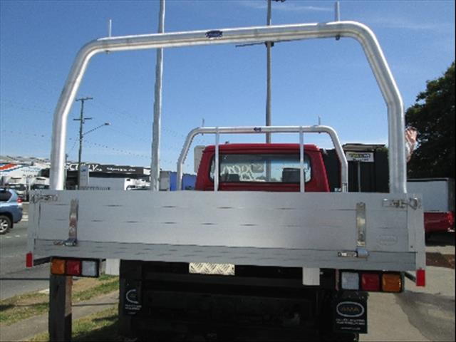 1994  TOYOTA LANDCRUISER  HZJ75RP CAB CHASSIS