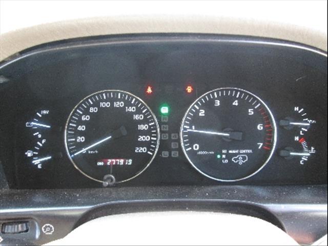 2002  LEXUS LX470  UZJ100R WAGON
