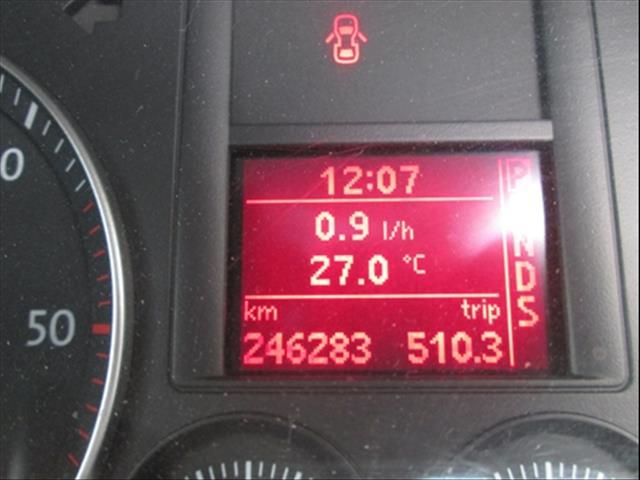 2006  VOLKSWAGEN JETTA TDI 1KM MY07 SEDAN