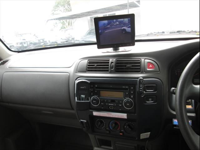2010  NISSAN PATROL DX SINGLE CAB GU 6 MY10 CAB CHASSIS