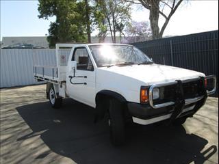 1985  NISSAN NAVARA  D21 CAB CHASSIS