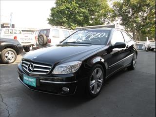 2010  MERCEDES-BENZ CLC200 KOMPRESSOR  CL203 COUPE