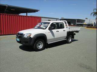 2007  MAZDA BT-50 DX DUAL CAB UNY0E3 UTILITY