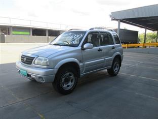 2003  SUZUKI GRAND VITARA  SQ625 S4 WAGON