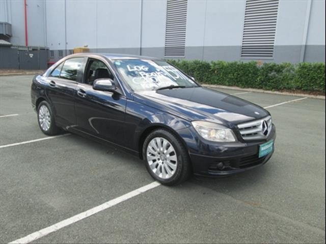 2008  MERCEDES-BENZ C200 KOMPRESSOR CLASSIC W204 SEDAN