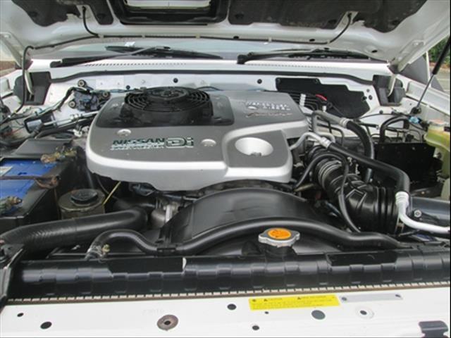 2005  NISSAN PATROL ST-S GU IV MY05 WAGON