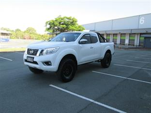 2017  NISSAN NAVARA ST EXTENDED CAB D23 S2 UTILITY