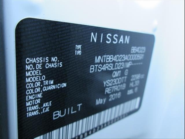 2017  NISSAN NAVARA ST EXTENDED CAB D23 S2 UTILITY