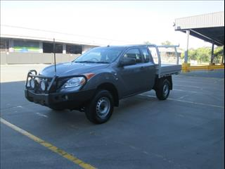 2012  MAZDA BT-50 XT EXTENDED CAB UP0YF1 CAB CHASSIS