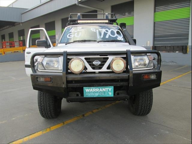 1999  NISSAN PATROL DX5 GU WAGON