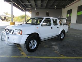2012  NISSAN NAVARA ST-R DUAL CAB D22 S5 UTILITY