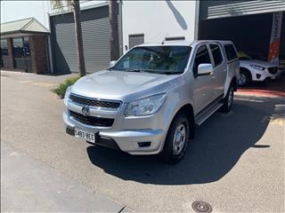 2014 HOLDEN COLORADO LS (4x4) RG MY15 CREW CAB P/UP
