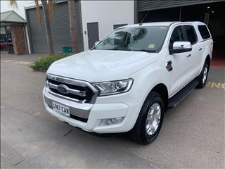 2015 FORD RANGER XLT 3.2 HI-RIDER (4x2) PX MKII CREW CAB P/UP