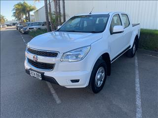 2014 HOLDEN COLORADO LX (4x2) RG MY14 CREW C/CHAS