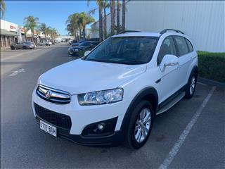 2014 HOLDEN CAPTIVA 7 LT (AWD) CG MY14 4D WAGON