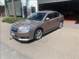 2013 SUBARU LIBERTY 2.5i MY14 4D SEDAN