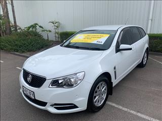 2015 HOLDEN COMMODORE EVOKE VF MY15 4D SPORTWAGON