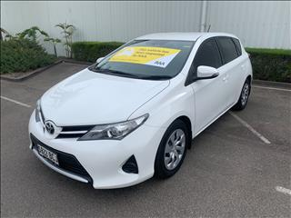 2014 TOYOTA COROLLA ASCENT ZRE182R 5D HATCHBACK