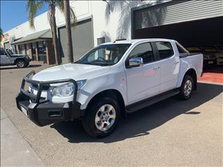 2014 HOLDEN COLORADO LTZ (4x2) RG MY15 CREW CAB P/UP